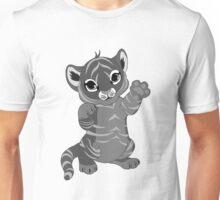Cute Tiger Cub Unisex T-Shirt