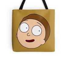 Morty Smile Tote Bag
