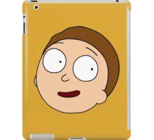 Morty Smile iPad Case/Skin