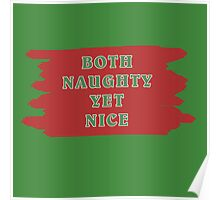 Both Naughty Yet Nice Poster