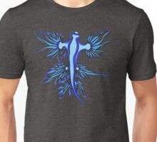 Blue Dragon, white background, but don't order it at the bar Unisex T-Shirt