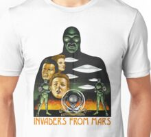 Invaders From Mars Shirt Unisex T-Shirt
