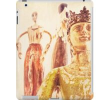King and Subjects iPad Case/Skin