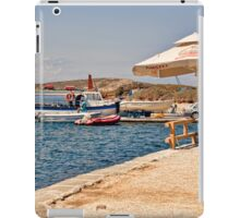 EARLY AFTERNOON iPad Case/Skin