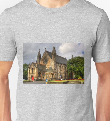 Mansfield Traquair Centre Unisex T-Shirt