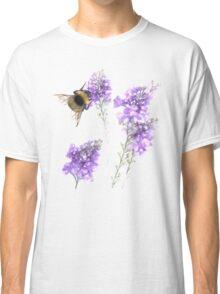 Watercolor Bumble Bee  Classic T-Shirt