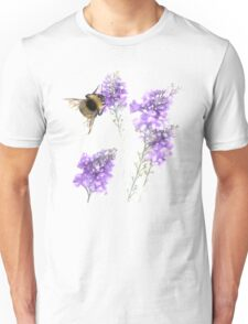 Watercolor Bumble Bee  Unisex T-Shirt
