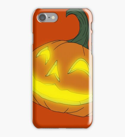 Halloween Jack iPhone Case/Skin