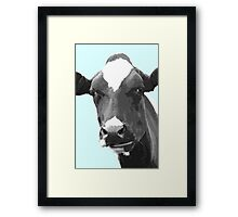 Dairy Cow Framed Print