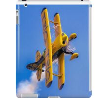 Pitts S-1D Special G-IIIP on the knife edge iPad Case/Skin