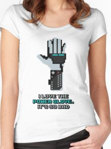 I love the Power Glove Women's Fitted Scoop T-Shirt