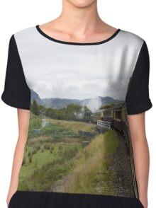 The Train Chiffon Top