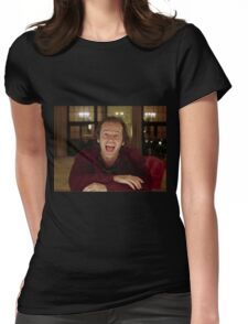 Jack Nicholson The Shining Still - Stanley Kubrick Movie Womens Fitted T-Shirt