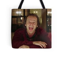 Jack Nicholson The Shining Still - Stanley Kubrick Movie Tote Bag