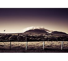 Mountain Top Photographic Print