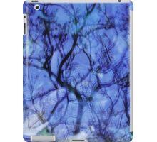 Reflejo índigo - Indigo reflection iPad Case/Skin