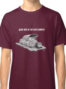 Mad Max Supercharger  Classic T-Shirt