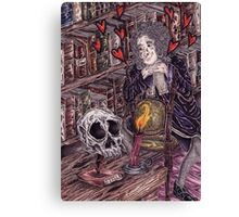 Jonathan Swift - Author of Gulliver's Travels Canvas Print