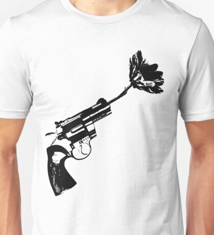 Less bullets Unisex T-Shirt