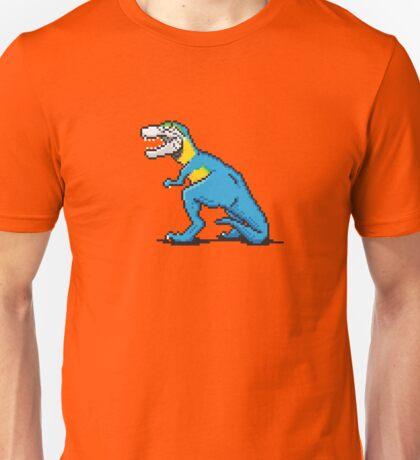 Pixevolution - Tyrannosaurus Macaw  Unisex T-Shirt