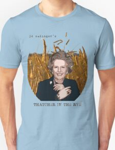 JD Salinger's Thatcher in the Rye T-Shirt