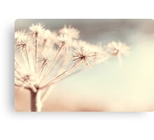 An End To Summer Canvas Print
