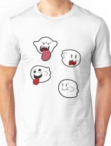 Super Mario Boos Unisex T-Shirt