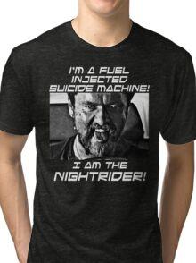 Nightrider Tri-blend T-Shirt