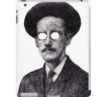 James Joyce - Irish Author iPad Case/Skin