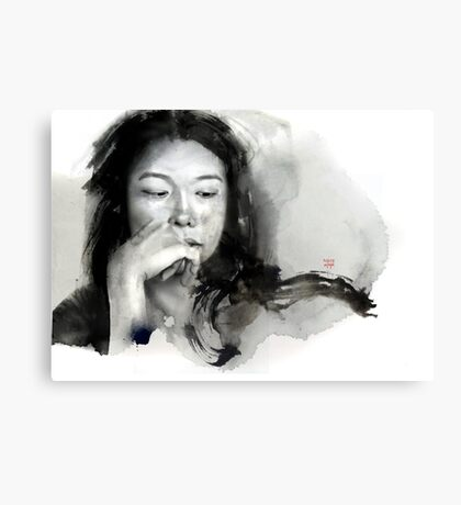 Juliana Canvas Print