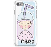 Bubble tea  ♡ iPhone Case/Skin
