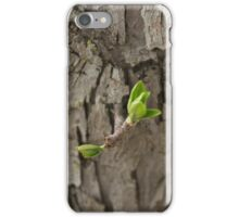 Hope springs eternal  iPhone Case/Skin