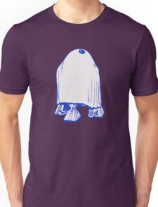 HALLOWEEN DROID GHOST Unisex T-Shirt