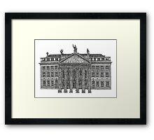 General Post Office (GPO) - Dublin Framed Print