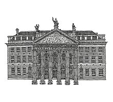 General Post Office (GPO) - Dublin Photographic Print