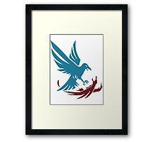 inFamous Champion Framed Print