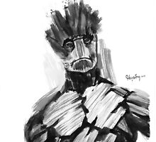 I AM GROOT by hazelong