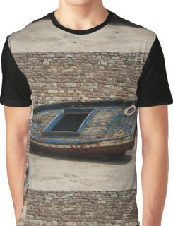 boat in Italy- Assisi  Graphic T-Shirt