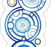 Dr Who's signature Sticker