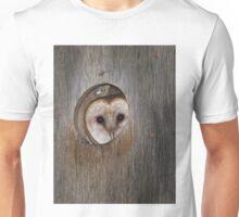 Mama Barn Owl Unisex T-Shirt