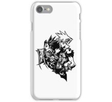 Sephiroth, Zack and Cloud iPhone Case/Skin