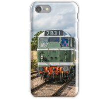 Class 31 Diesel Locomotive iPhone Case/Skin