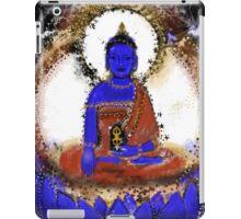 Akshobya, Blue Buddha of the Eastern Realm iPad Case/Skin