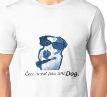 This is not a Dog Unisex T-Shirt