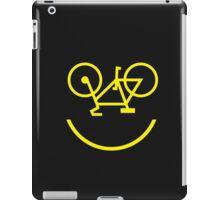 Bicycle Smiley iPad Case/Skin