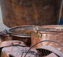 old pots and pans by spetenfia