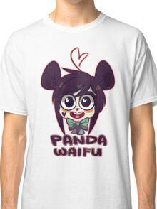 Panda Waifu Classic T-Shirt
