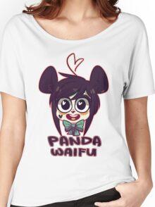Panda Waifu Women's Relaxed Fit T-Shirt