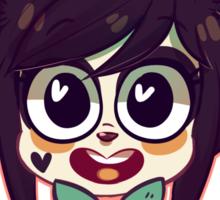 Panda Waifu Sticker