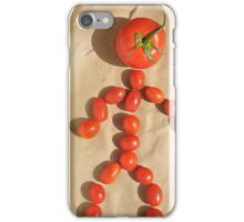 Mr. Tomato iPhone Case/Skin